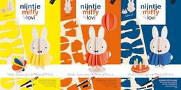 Miffy ja ilmapallo by Lovi